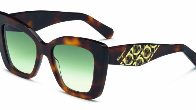 Salvatore Ferragamo lança linha de eyewear feminina a pensar no ambiente