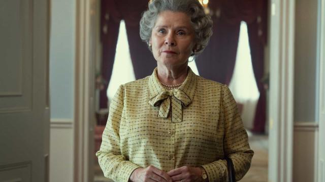 'The Crown'. Netflix revela primeira fotografia da nova Rainha Isabel II