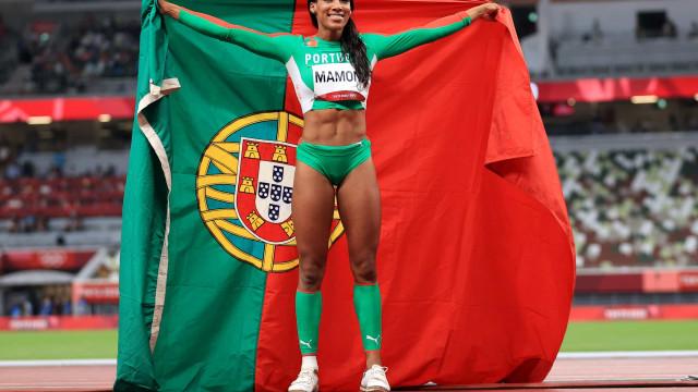 Patrícia Mamona conquista a segunda medalha olímpica para Portugal
