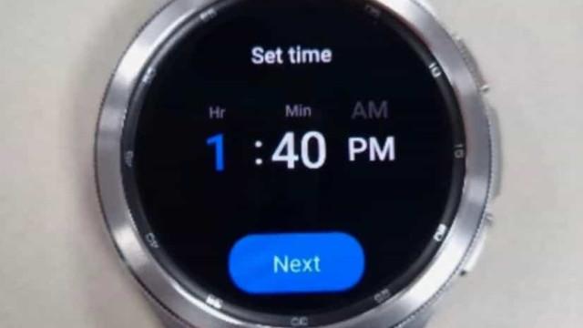 Galaxy Watch 4. Divulgadas novas imagens do relógio da Samsung