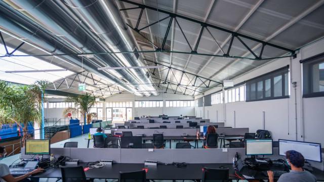 Nova sede da BI4ALL tem 7.000 m2, ginásio e quartos para os colaboradores