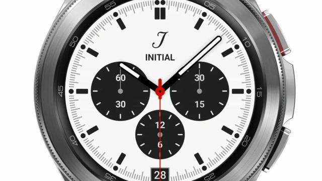 Galaxy Watch 4. Veja as novas imagens do relógio inteligente