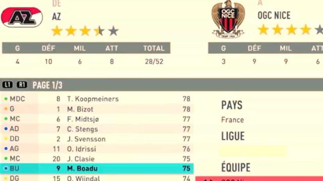 AS Monaco apresenta novo reforço com recurso... ao FIFA