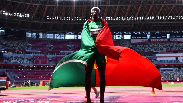 Ouro para Portugal: Pedro Pichardo é campeão olímpico no triplo salto