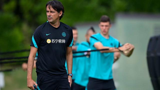 Inzaghi prepara 'vassourada' no Inter e estes jogadores estão de saída