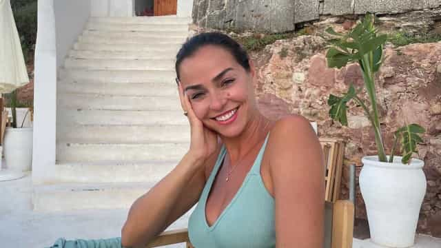 """Vanessa Martins diverte-se com história de seguidora: """"Engravidou"""""""