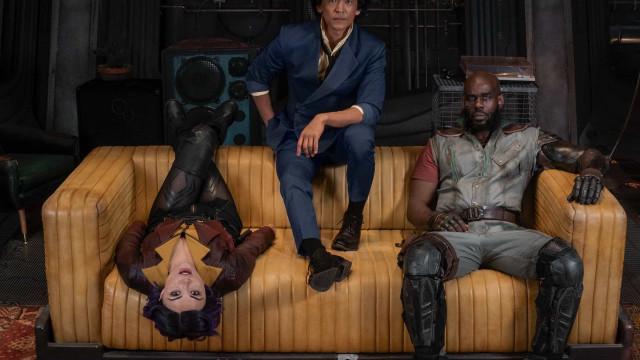 Netflix partilha vislumbre da adaptação de 'Cowboy Bebop'