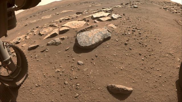 Marte. NASA partilha vídeo com os sons captados no 'Planeta Vermelho'