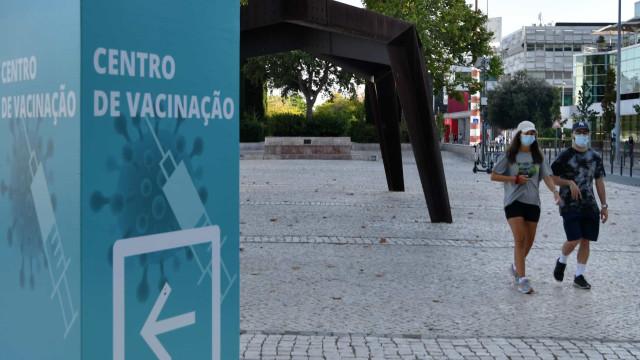 """AO MINUTO: Sem-abrigo? Panorama """"piorou""""; Gaia fecha centro de vacinação"""