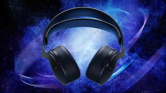 Os headphones da PlayStation 5 tiveram direito a uma nova cor