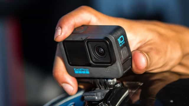 GoPro anuncia nova câmara de ação capaz de filmar a 5K e a 60fps