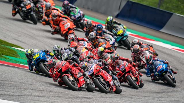 MotoGP confirma prolongação do acordo com a Michelin até 2026