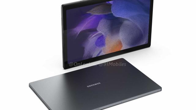 Já estão a circular imagens do próximo tablet da Samsung