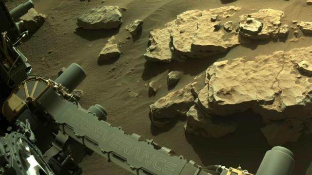 Perseverance partilhou novas (e detalhadas) fotografias de Marte