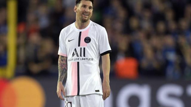 L'Équipe revela o salário de Lionel Messi no PSG