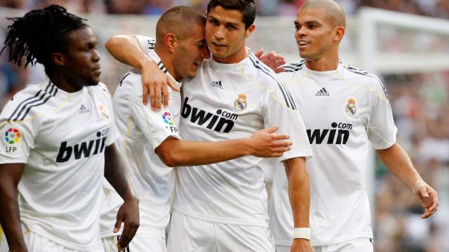 """Drenthe revela os hábitos de Cristiano Ronaldo: """"Nunca o vi beber..."""""""