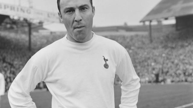 Adeus a uma lenda do futebol inglês: Jimmy Greaves morre aos 81 anos