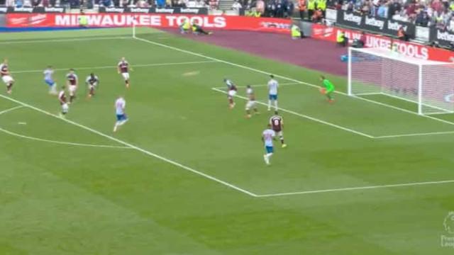 Jesse Lingard redime-se e 'abate' West Ham com um golaço