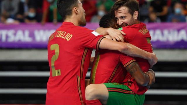 Portugal empata com Marrocos e termina fase de grupos no primeiro lugar