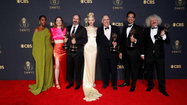 Netflix bate HBO pela primeira vez nos Emmys