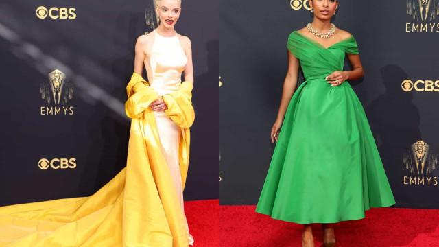 As dez celebridades mais bem vestidas do Emmy Awards 2021