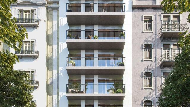 Lisboa. Antigo edifício de escritórios será convertido em 17 apartamentos