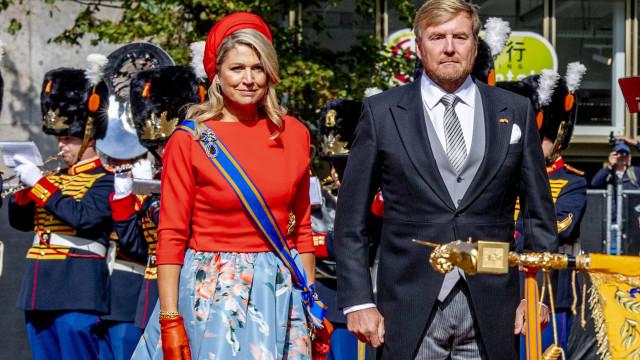 Reis Maxima e Guilherme da Holanda celebram o Dia do Príncipe