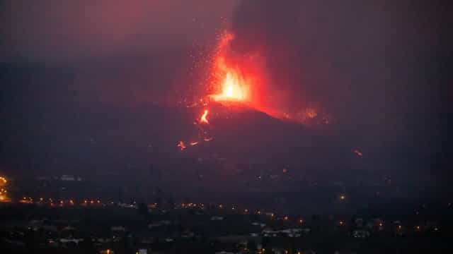 Vulcões em erupção na Europa. Das Canárias à Islândia e, claro, o Etna