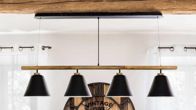 'Fez-se luz': A iluminação ideal para cada divisão da sua casa