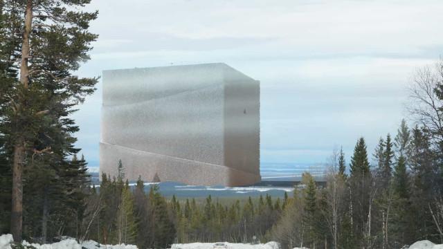Maior estrutura de madeira do mundo será construída na Suécia