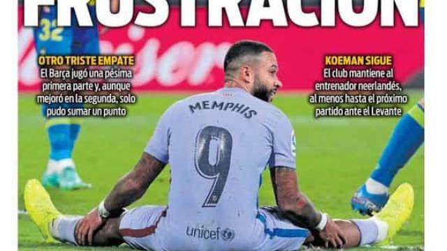 """Lá fora: Barcelona em """"agonia"""" e caos no futebol francês"""