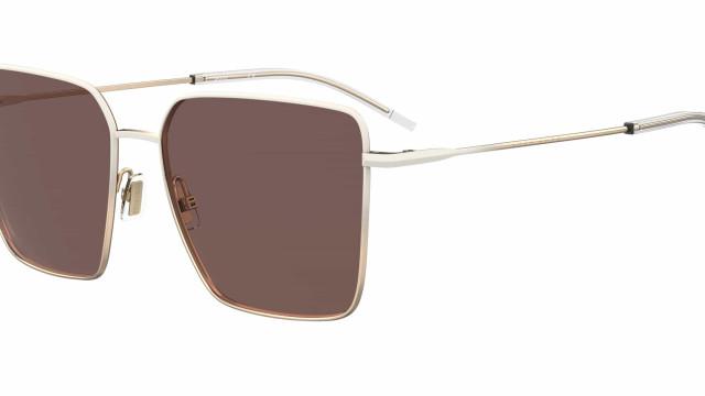 Os óculos da Hugo Boss para elas, detalhes icónicos e silhuetas femininas