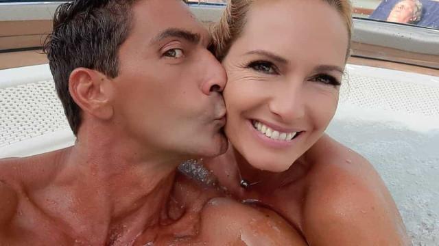 Fernanda Serrano destaca carinhoso momento com o namorado