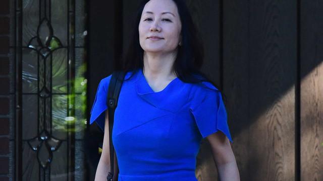 Dirigente da Huawei agradece à China após libertação da prisão