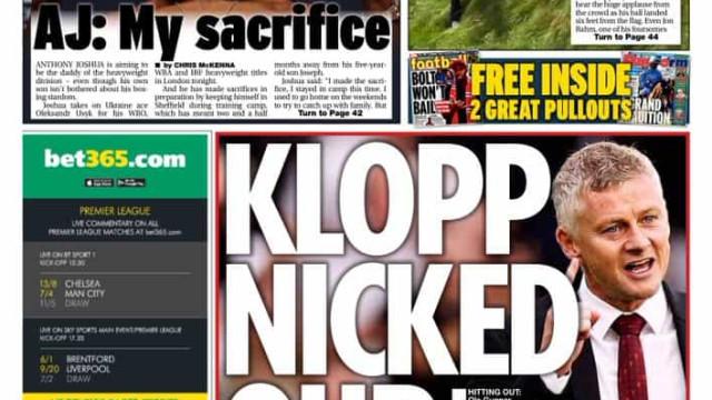 Lá fora: O sucessor de Koeman e há 'guerra' Manchester-Liverpool
