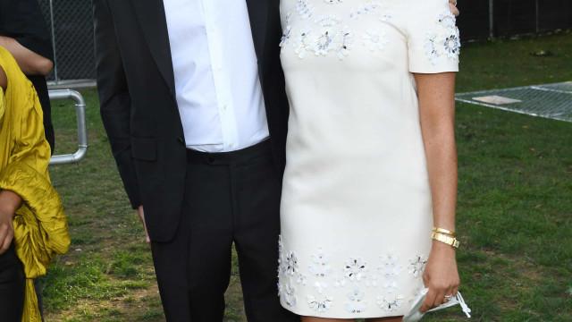 O mini vestido Valentino que Meghan Markle usou no Global Citizen Live