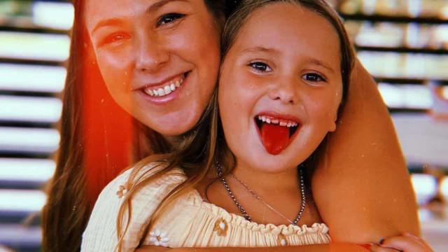 As imagens da festa de aniversário da filha de Joana e Eduardo Madeira