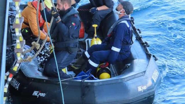 Exercício de robótica realizado em Portugal elogiado pela marinha dos EUA
