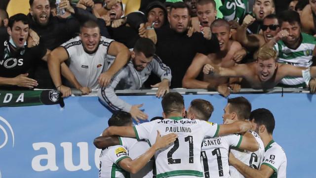 Canal espanhol troca emblema do Sporting e o erro está a dar que falar