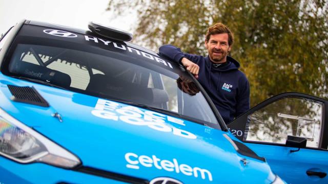 André Villas-Boas regressa aos ralis ao volante do Hyundai i20 N R5