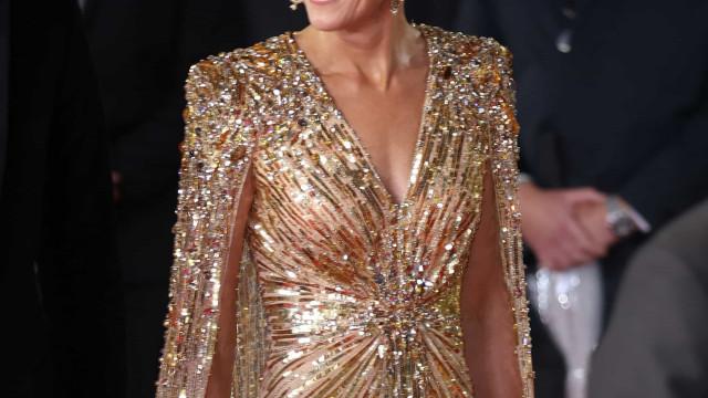 Uau! Kate Middleton brilha como uma verdadeira estrela de Hollywood