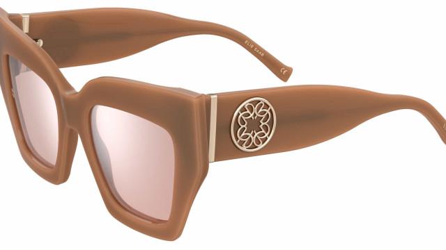 Elie Saab Eyewear: Descubra os óculos de sol Monogramme Décor