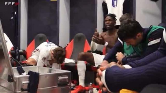 O discurso de Pogba que 'catapultou' a seleção francesa para a vitória