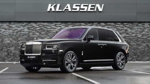 Blindaram este Rolls-Royce Cullinan e agora custa quase 1 milhão de euros