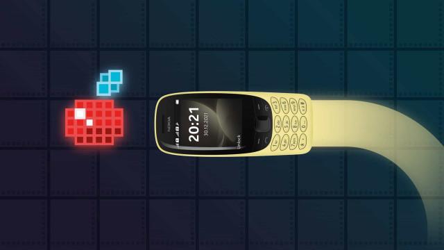 Um dos telemóveis mais icónicos da Nokia está de volta