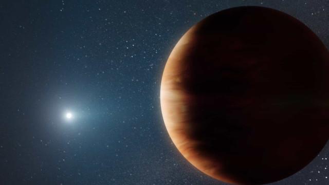 Descoberto planeta gigante a orbitar em volta de estrela anã-branca
