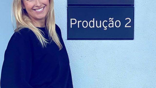 Marisa Cruz despede-se da sua personagem em 'Bem Me Quer'