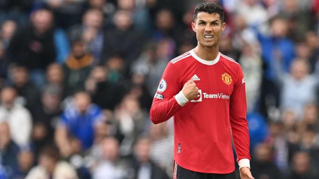 """Schmeichel e o regresso de Cristiano Ronaldo: """"Corri que nem um louco"""""""