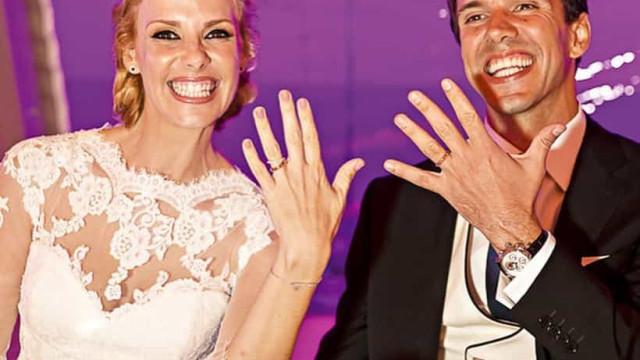 Dália Madruga celebra seis anos de casada com Marcos Tenório Bastinhas
