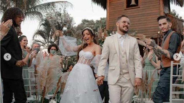 Vídeo. Noivo faz sucesso a entrar no casamento a dançar Justin Timberlake
